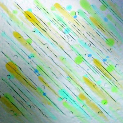 琉球ガラス E-ag300-049