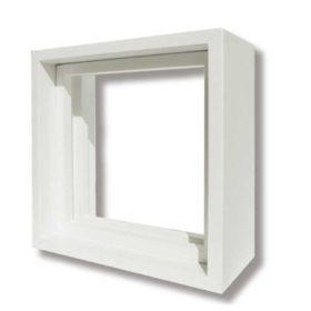 Eサイズ専用木枠_ホワイト